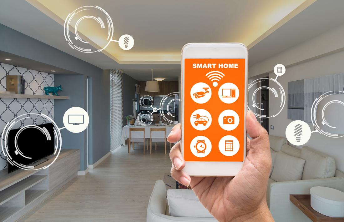 Rozwiązanie smart home